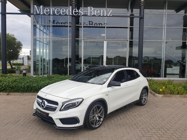 2015 Mercedes-Benz GLA-Class 45 AMG Gauteng Vereeniging_0