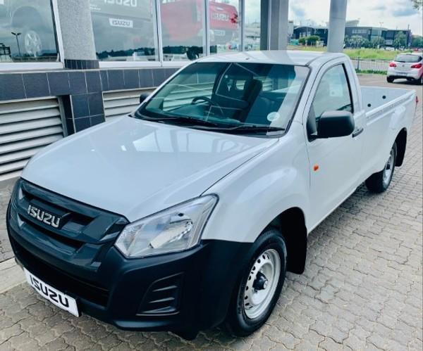 2021 Isuzu D-MAX 250C Single Cab Bakkie Gauteng Sandton_0