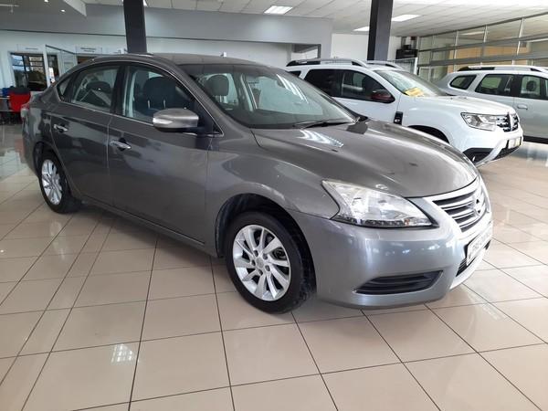 2014 Nissan Sentra 1.6 Acenta Western Cape Vredenburg_0
