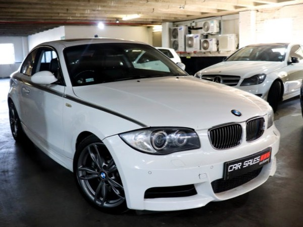 2008 BMW 1 Series 135i Coupe Exclusive At  Gauteng Sandton_0