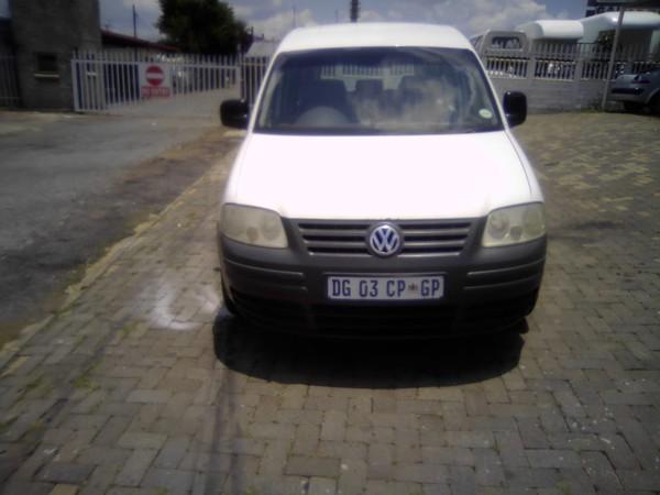 2010 Volkswagen Caddy Kombi 1.9 Tdi Trend  Kwazulu Natal Durban_0