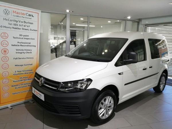 2020 Volkswagen Caddy Crewbus 1.6i Kwazulu Natal Durban_0