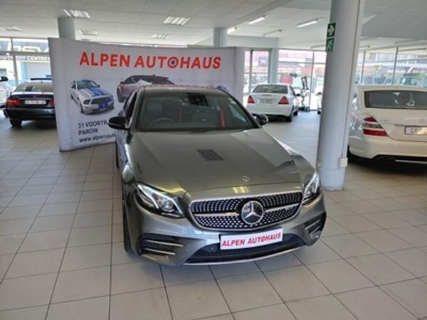 2018 Mercedes-Benz E-Class AMG E43 4MATIC Western Cape Parow_0