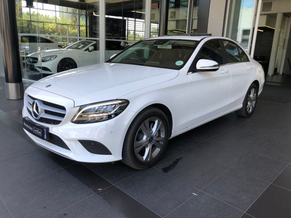 2020 Mercedes-Benz C-Class C220d AT Gauteng Menlyn_0