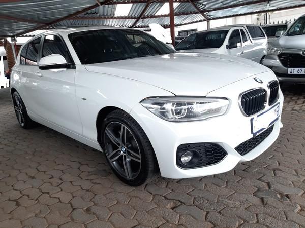 2017 BMW 1 Series 120i Urban Line 5DR Auto f20 Gauteng Jeppestown_0