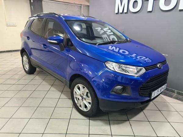 2015 Ford EcoSport 1.5TDCi Trend Kwazulu Natal Durban_0