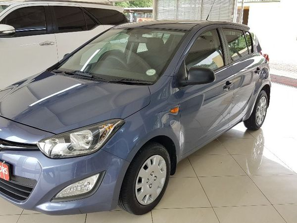 2013 Hyundai i20 1.2 Motion  North West Province Brits_0