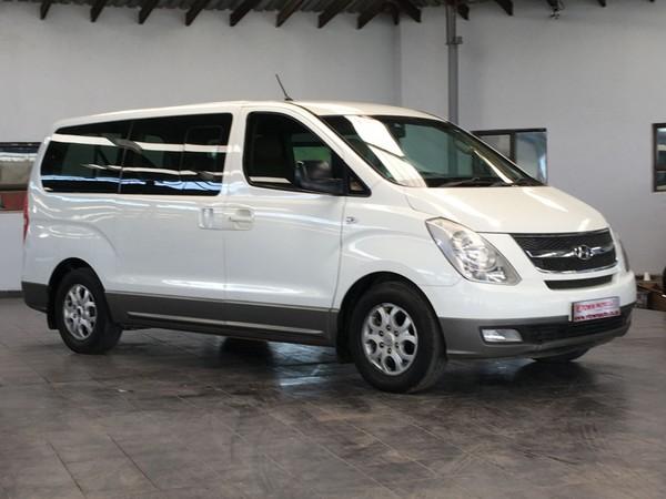 2011 Hyundai H1 2.5 Crdi Wagon At  Gauteng Vereeniging_0
