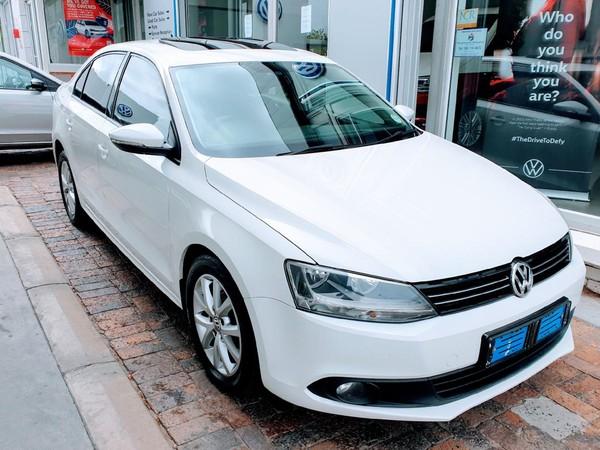 2013 Volkswagen Jetta Vi 1.4 Tsi Comfortline Dsg  Western Cape Oudtshoorn_0