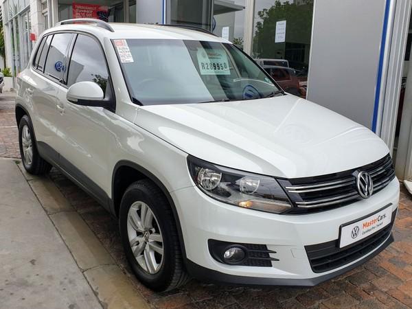 2016 Volkswagen Tiguan 1.4 TSI BMOT TREN-FUN DSG 118KW Western Cape Oudtshoorn_0