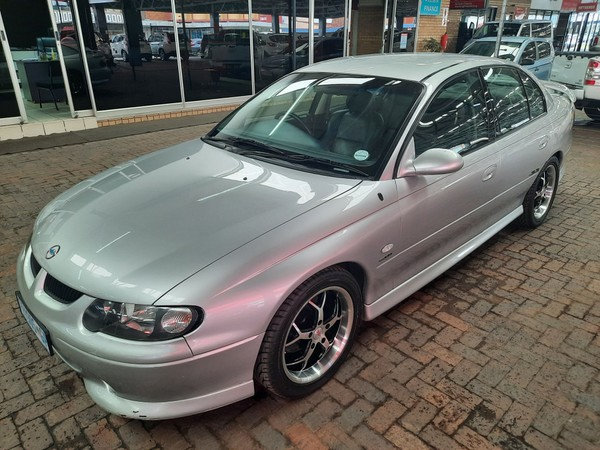 2001 Chevrolet Lumina Ss At  Gauteng Vereeniging_0