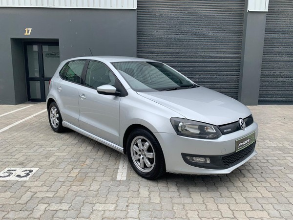 2012 Volkswagen Polo 1.2 Tdi Bluemotion 5dr  Western Cape Table View_0