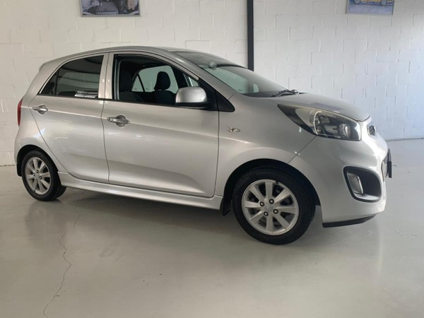 2011 Kia Picanto 1.2 Ex  Western Cape Table View_0