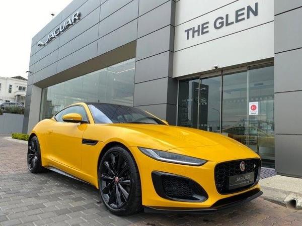 2021 Jaguar F-TYPE 5.0 V8 SVO Bespoke SVR Gauteng Alberton_0