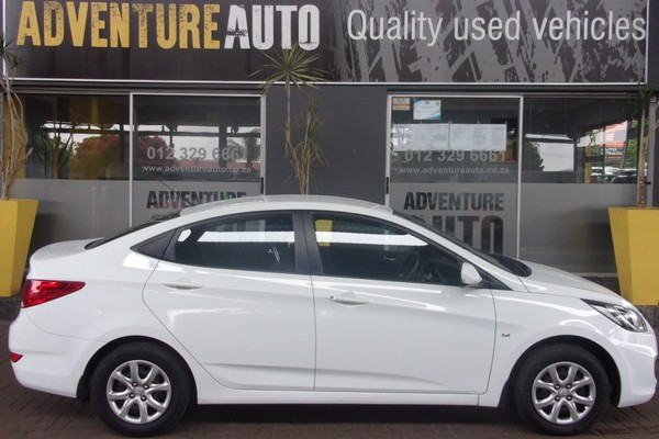 2013 Hyundai Accent 1.6 Gls At  Gauteng Pretoria_0