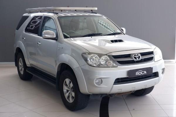 2007 Toyota Fortuner 3.0d-4d 4x4  Western Cape Somerset West_0
