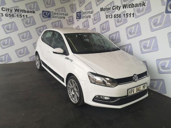 2015 Volkswagen Polo 1.2 TSI Highline 81KW Mpumalanga Secunda_0
