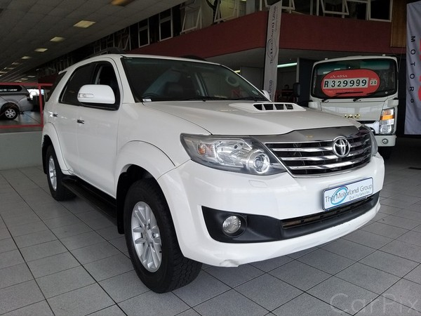 2014 Toyota Fortuner 3.0d-4d Rb  Eastern Cape East London_0