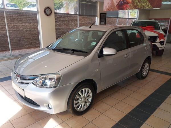 2012 Toyota Etios 1.5 Xs 5dr  Eastern Cape Joubertina_0