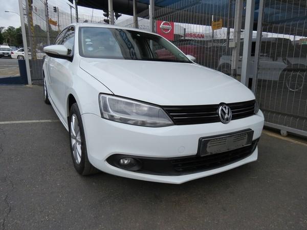 2014 Volkswagen Jetta Vi 1.4 Tsi Comfortline  Gauteng Johannesburg_0