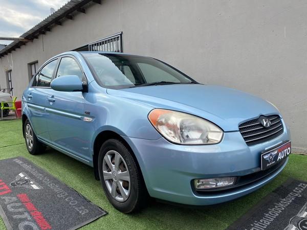2007 Hyundai Accent 1.6 Gls Hs At  Gauteng Boksburg_0