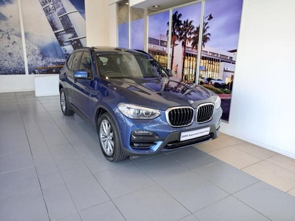 2020 BMW X3 xDRIVE20d Auto Western Cape Cape Town_0