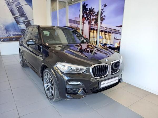 2019 BMW X3 xDRIVE20d M Sport Auto Western Cape Cape Town_0