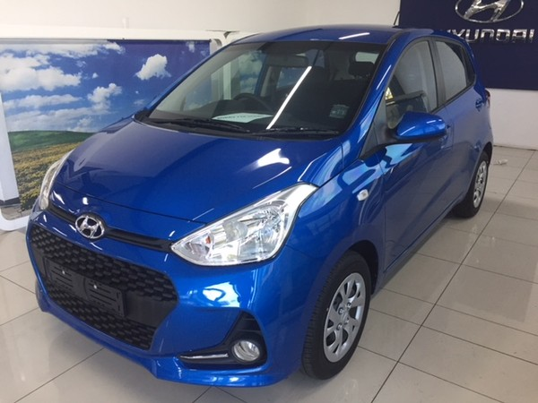2018 Hyundai Grand i10 1.25 Motion Kwazulu Natal Pinetown_0