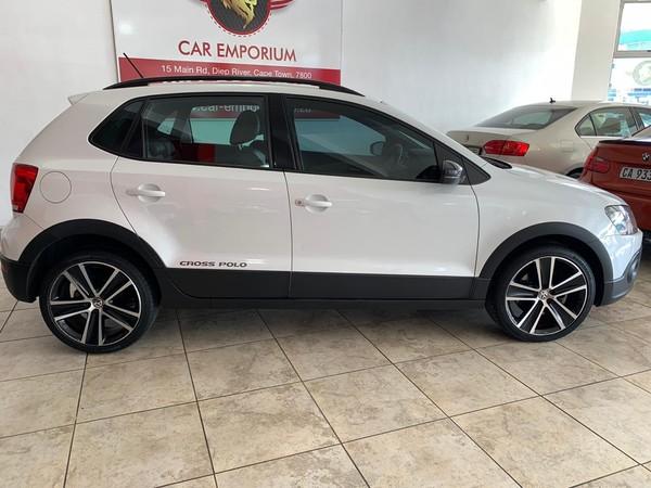 2013 Volkswagen Polo 1.6 Tdi Cross  Western Cape Diep River_0