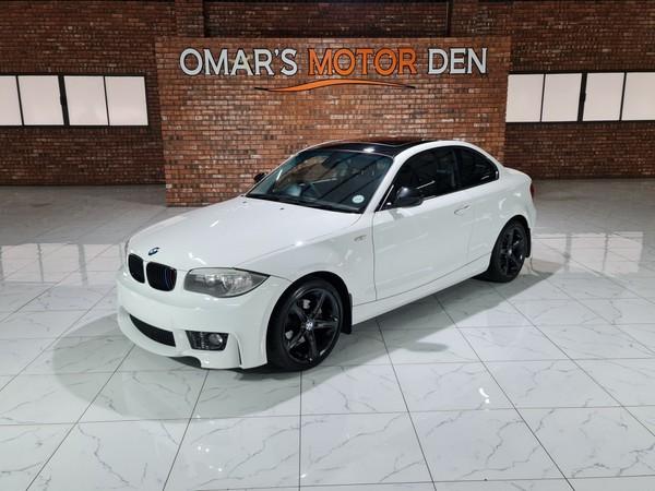 2012 BMW 1 Series 120d Coupe Sport At  Mpumalanga Witbank_0