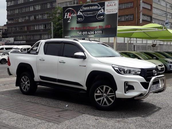 2017 Toyota Hilux 2.8 GD-6 Raider 4X4 Auto Double Cab Bakkie Gauteng Johannesburg_0