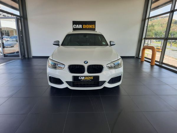 2015 BMW 1 Series M135i 5DR f20 Gauteng Roodepoort_0