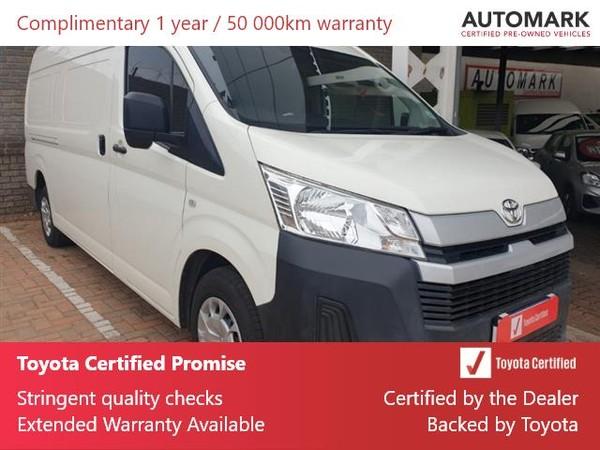2020 Toyota Quantum 2.8 SLWB FC PV Gauteng Boksburg_0