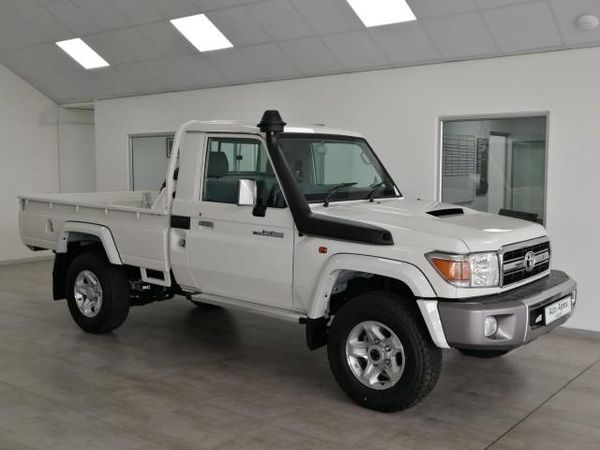 2021 Toyota Land Cruiser 70 4.5D Single cab Bakkie Gauteng Randburg_0