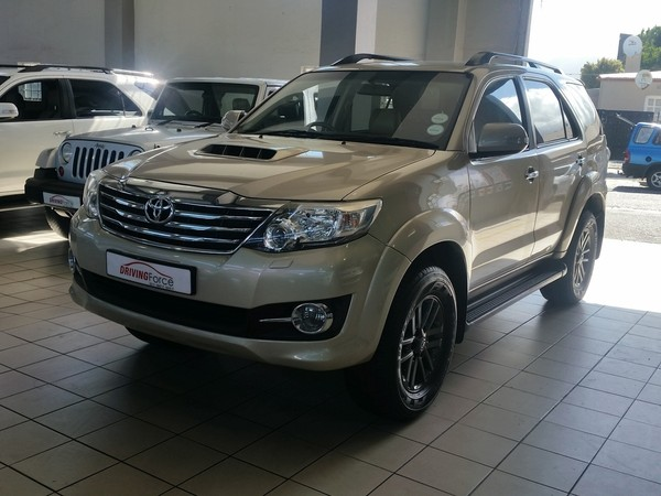 2015 Toyota Fortuner 3.0d-4d Rb At  Western Cape Wynberg_0