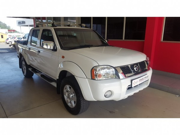 2020 Nissan NP300 Hardbody 2.5 TDi 4X4 Double Cab Bakkie Kwazulu Natal Pietermaritzburg_0