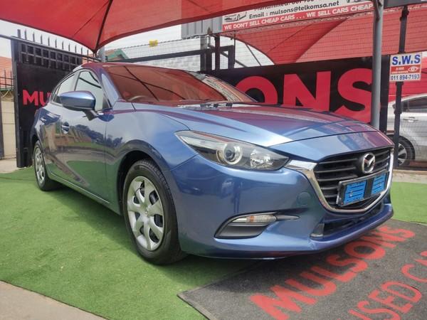 2017 Mazda 3 1.6 Original 5-door Gauteng Boksburg_0