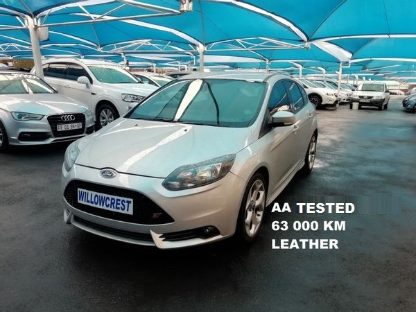 2015 Ford Focus 2.0 Ecoboost ST1 Gauteng Randburg_0