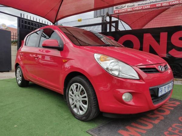 2012 Hyundai i20 1.6  Gauteng Boksburg_0