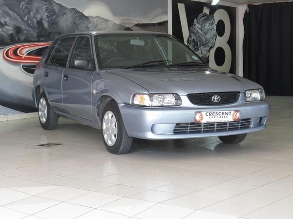 2003 Toyota Tazz 130  Kwazulu Natal Pietermaritzburg_0