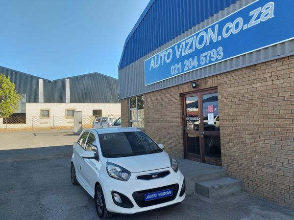 2012 Kia Picanto 1.2 Ex  Western Cape Brackenfell_0