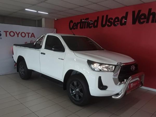 2020 Toyota Hilux 2.4 GD-6 RB Raider Single Cab Bakkie Gauteng Edenvale_0