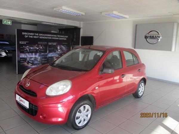 2011 Nissan Micra 1.2 Visia 5dr d82  Gauteng Nigel_0