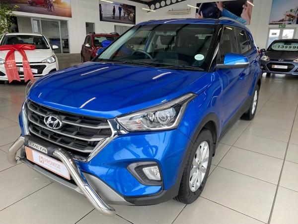 2020 Hyundai Creta 1.6D Executive Auto Gauteng Centurion_0
