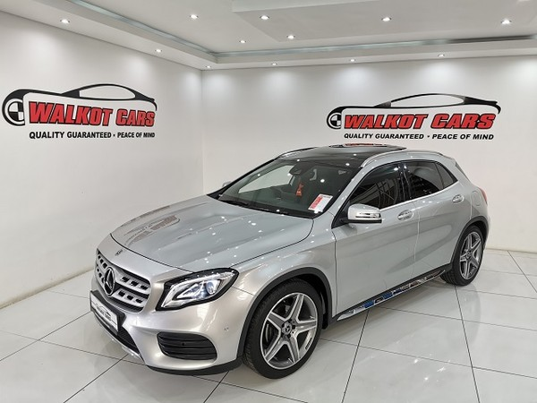 2018 Mercedes-Benz GLA-Class 200 Auto Kwazulu Natal Newcastle_0