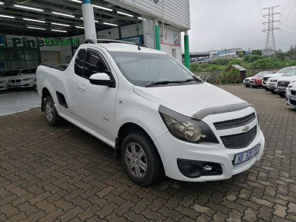 2016 Chevrolet Corsa Utility 1.4 Club Pu Sc  Kwazulu Natal Pinetown_0