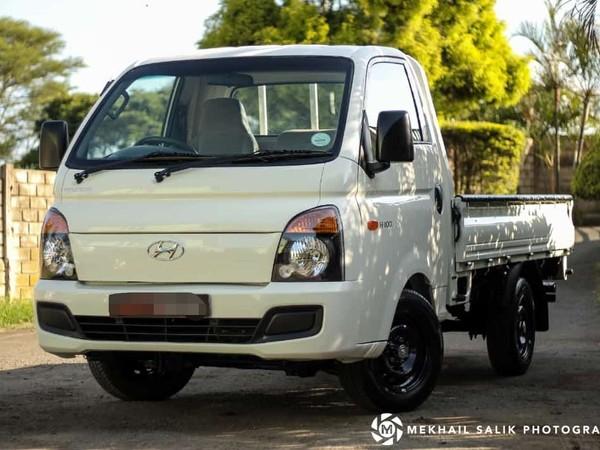 2017 Hyundai H100 Bakkie 2.6d Fc Ds  Kwazulu Natal_0