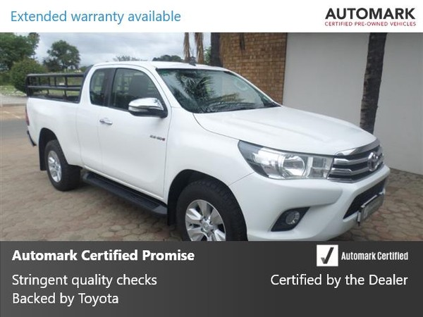 2016 Toyota Hilux 2.8 GD-6 RB Raider Extended Cab Bakkie Limpopo Messina_0