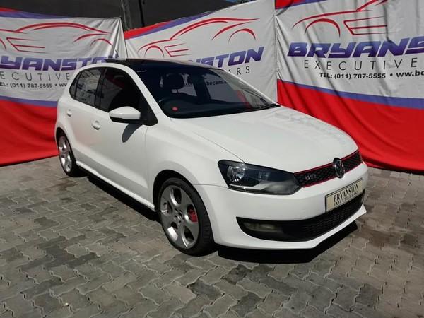 2012 Volkswagen Polo Gti 1.4tsi Dsg  Gauteng Randburg_0