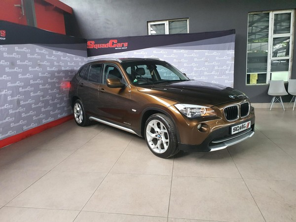 2011 BMW X1 Sdrive20d At  Gauteng Pretoria_0